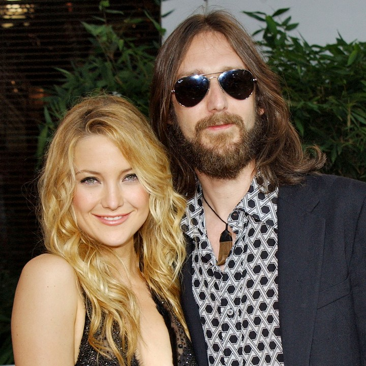 Kate Hudson Chris Robinson Wedding Hudson et Chris Robinson a