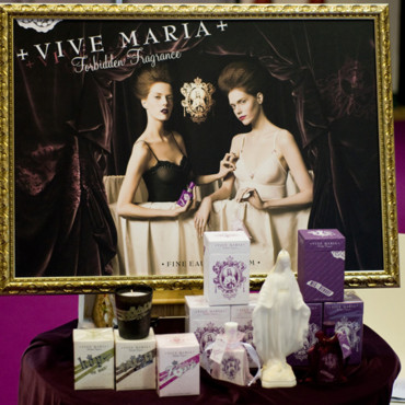Salon de la beauté Beyond Beauty : Vive Maria