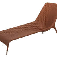 Chaise longue Gloster Scoop