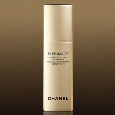 Chanel Sublimage essence cellulaire détoxifiante soin anti-rides