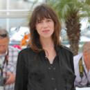 Charlotte Gainsbourg photocall