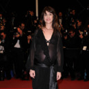 Charlotte Gainsbourg Tapis rouge