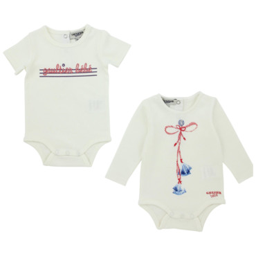 Kit Body Junior Gaultier à 78 euros
