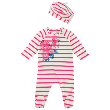 Le pyjama Junior Gaultier