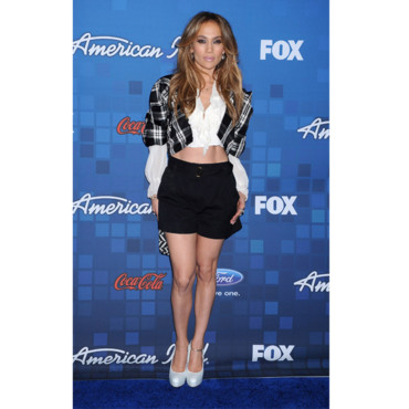Tendance short Jennifer Lopez