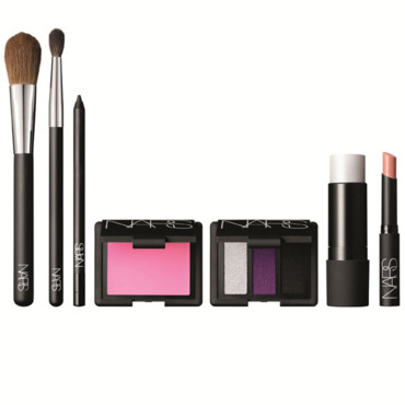 Trousse Silver Factory produits Andy Warhol Nars
