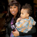 Bébé de star : Jennifer Hudson et David Junior