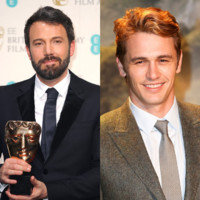 Ben Affleck VS James Franco : le match des beaux gosses
