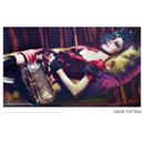 Madonna, sublime pour Louis Vuitton