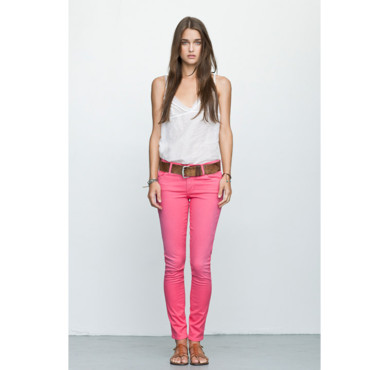 Jeans Citizen for humanity fuchsia