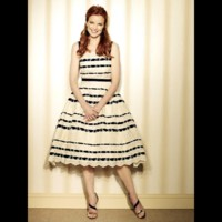 Photo : Marcia Cross pose pour la saison 5 de Desperate Housewives