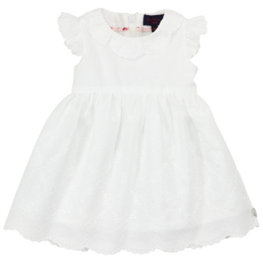 Robe bébé blanche Paul Smith à 101,40 euros