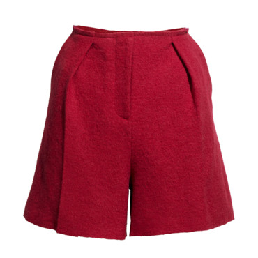 Short rouge H&M 39,95e