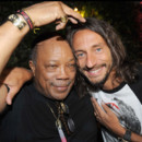 Quincy Jones et Bob Sinclar