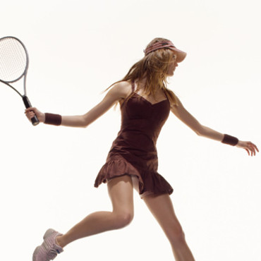 robe de tennis Stella Mc Cartney pour Adidas