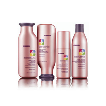 Gamme Pure Volume Pureology