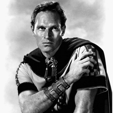 people : Charlton Heston
