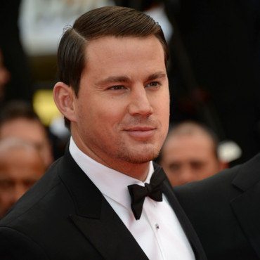 Channing Tatum à la projection de Foxcatcher au Festival de Cannes 2014 le 19 mai 2014