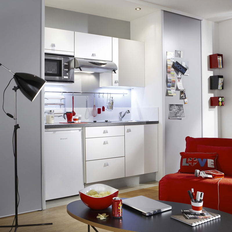 Amenagement Kitchenette: Idée Aménagement Kitchenette