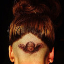 Lady gaga tatouage copie
