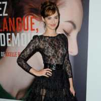 Louise Bourgoin : son style en 12 tenues tapis rouge
