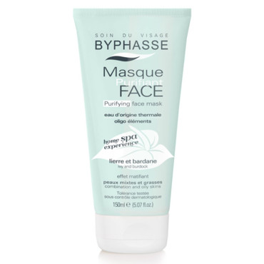 Masque purifiant, Byphasse