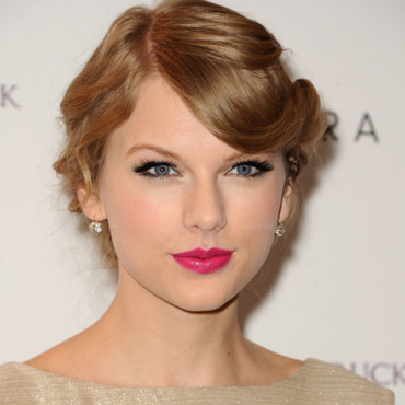 Taylor Swift lancement de son nouveau parfum Wonderstruck Los Angeles octobre 2011