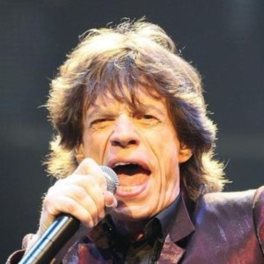 peopel : Mick Jagger