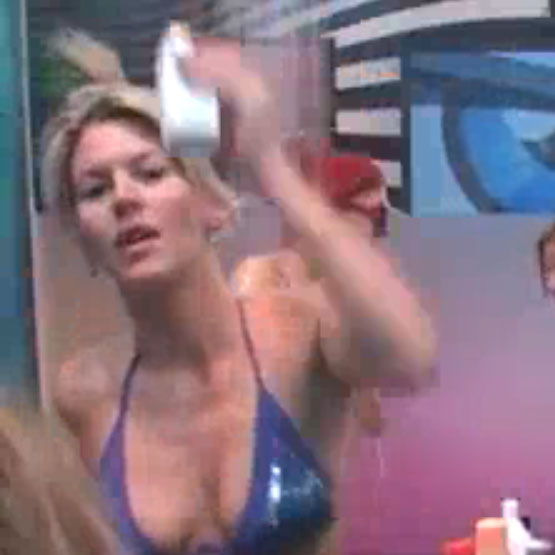 Secret story 4 am lie et ses coiffures secret story 4 - Pipe sous la douche ...
