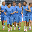 Euro 2012 : l'équipe de France de football