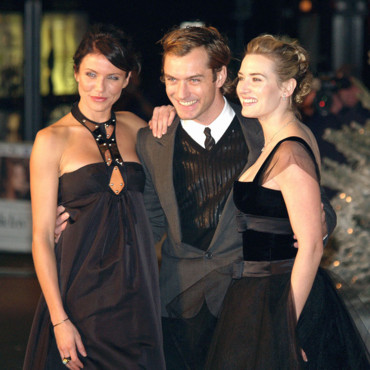 Cameron Diaz, Jude Law et Kate Winslet