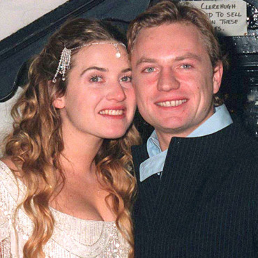 Kate Winslet et Jim Threapleton