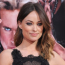 Olivia Wilde et son wavy tie and dye