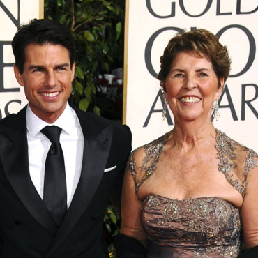 Tom Cruise et sa mère Mary-Lee