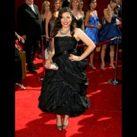 Photo : America Ferrera aux Emmy Awards 2008