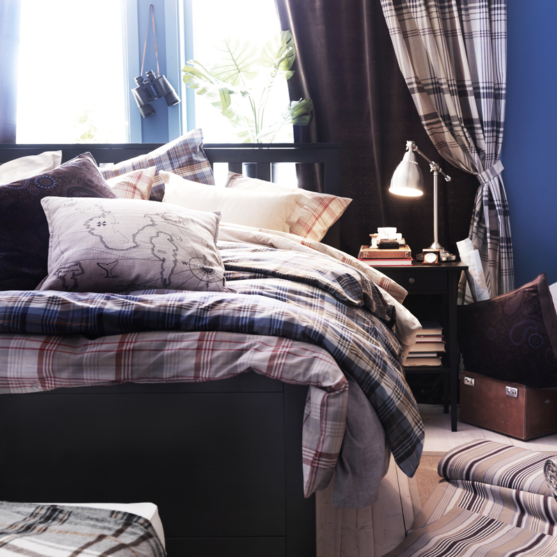 collection ikea 2012 70 nouvelles ambiances d couvrir. Black Bedroom Furniture Sets. Home Design Ideas