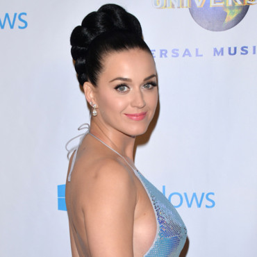 Katy Perry à la soirée post-Grammy du groupe Universal Music le 26 janvier 2014 à Los Angeles