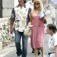 Photo : Kurt Russell, Goldie Hawn