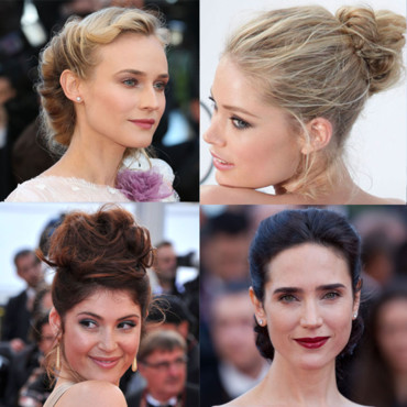 Chignons Cannes 2012 montage