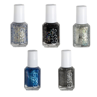 Vernis collection Encrusted Treasures Essie, en exclusivité chez Monoprix, à 12,90 euros