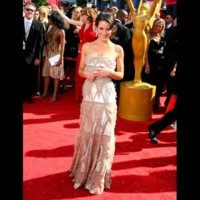 Photo : Evangeline Lilly aux Emmy Awards 2008
