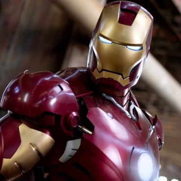 people : Robert Downey Jr en Iron Man