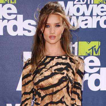 Smocky Eyes Rosie Huntington Whiteley