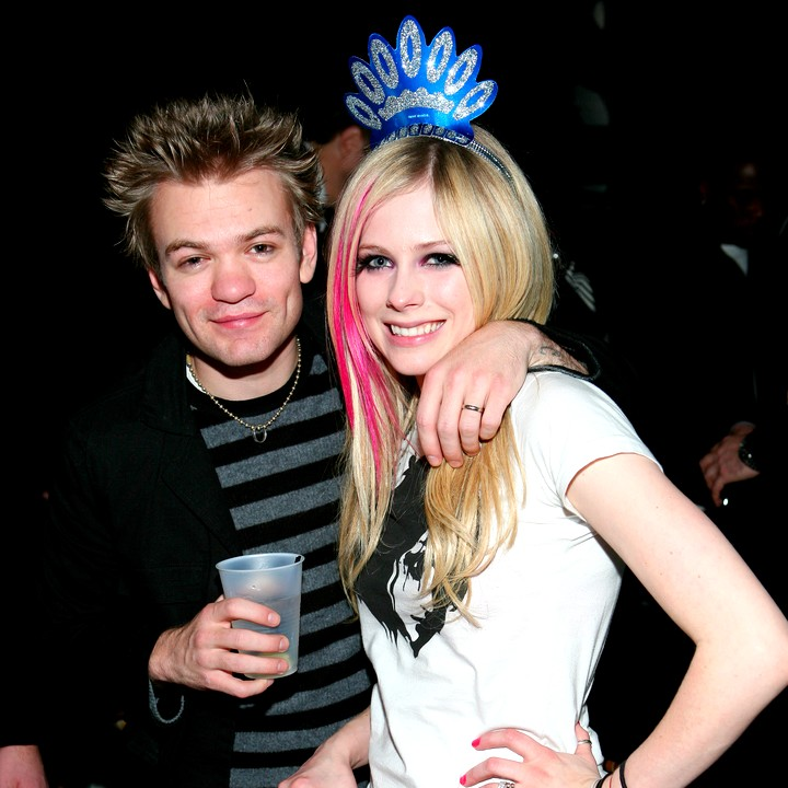 Concurrence avril lavigne deryck whibley message, matchless)))