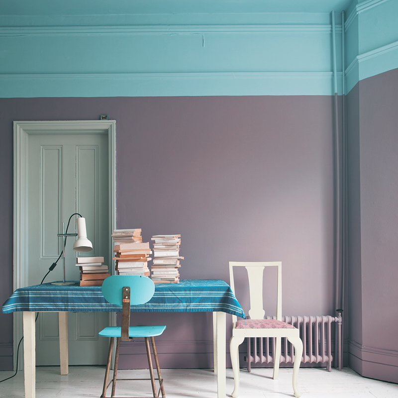 Un expert en couleurs domicile avec farrow ball for Couleur farrow and ball