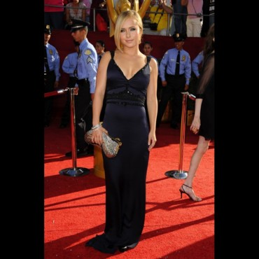 Emmy Awards 2008 : Hayden Panettiere