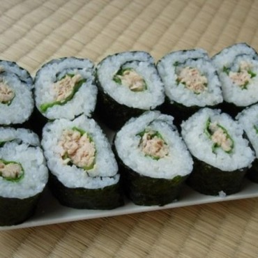Tuna salad Roll