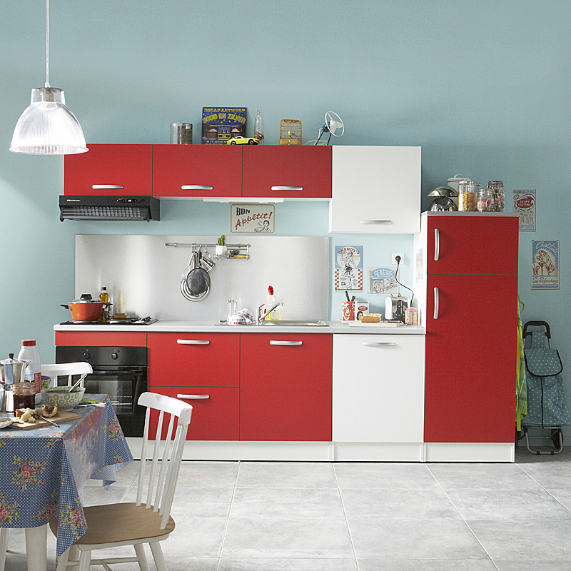 Idee deco kitchenette - Kitchenette leroy merlin ...