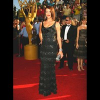 Photo : Kate Walsh aux Emmy Awards 2008