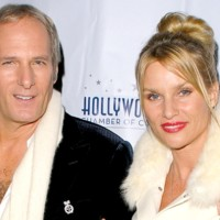 Photo : Nicolette Sheridan et Michael Bolton